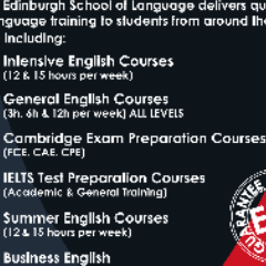 Edinburgh School of Language