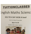 Manchester Tuition classes