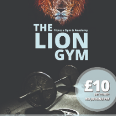 The Lion Gym Fitness Center and Boxing Club, Bradford