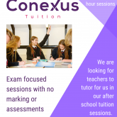 Conexus Tuition Dudley North